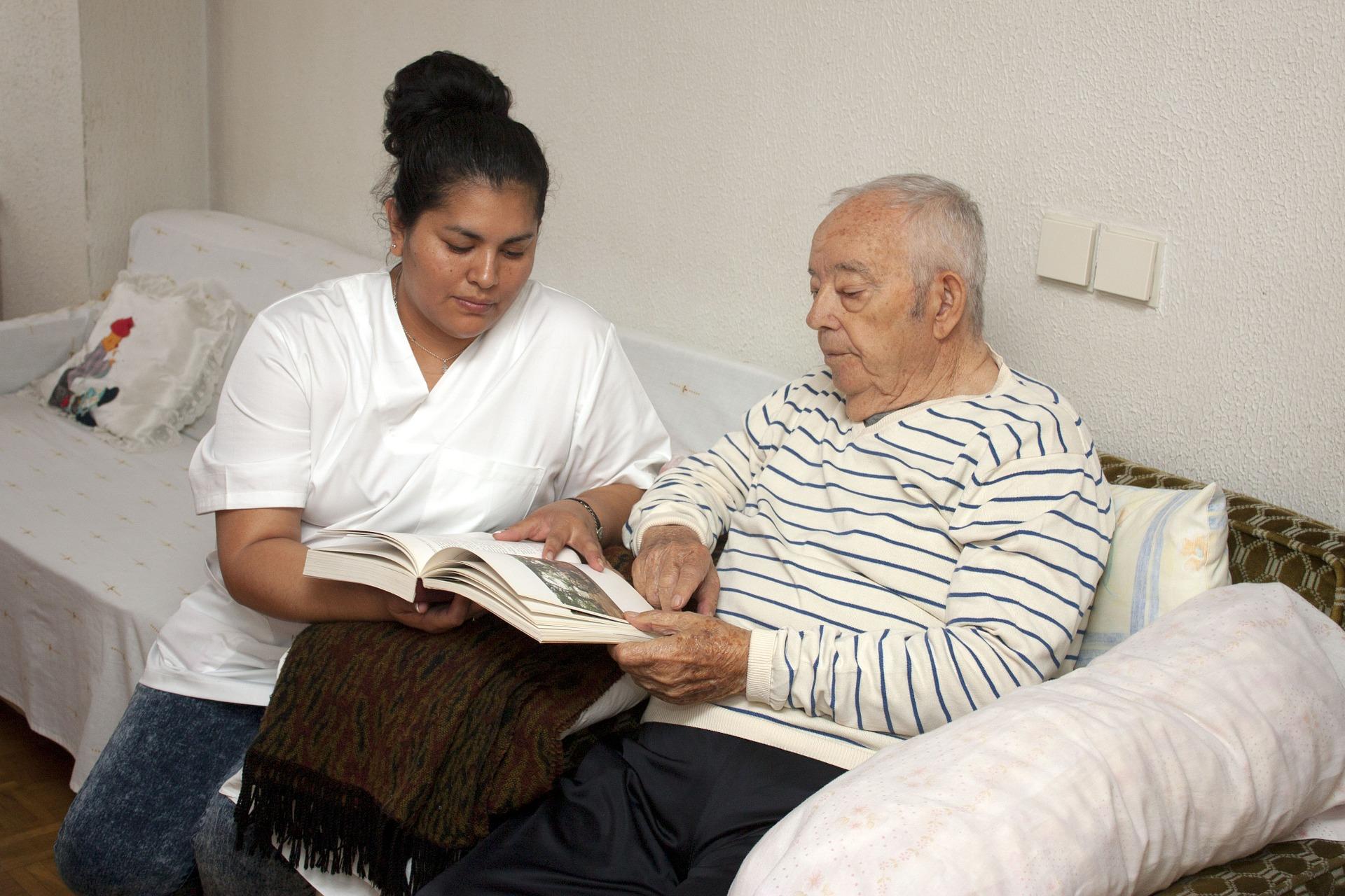 opieka dla seniora