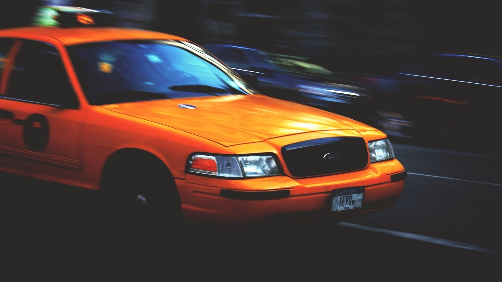 yellow-taxi-cab-urban-city-street-car-travel